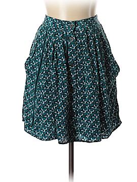 10 Crosby Derek Lam Silk Skirt Size 2