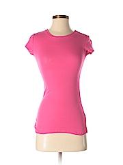 Arizona Jean Company Women Short Sleeve T-Shirt Size XS