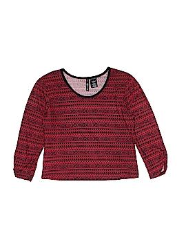 MissUnderstood Long Sleeve T-Shirt Size X-Large (Kids)