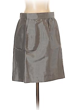 Ann Taylor LOFT Silk Skirt Size 0