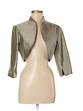 Adrianna Papell Silk Blazer Size 8