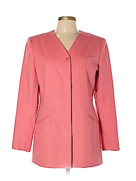 Anne Klein Wool Coat Size 10