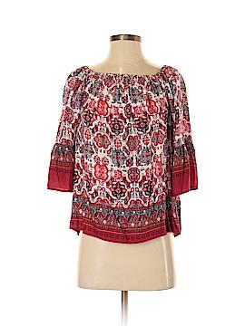Artisan 3/4 Sleeve Blouse Size XS