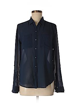 Hollister Long Sleeve Blouse Size M