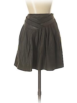 Edun Leather Skirt Size 4
