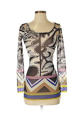 FUZZI Long Sleeve Top Size XS
