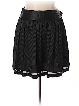 BCBGMAXAZRIA Silk Skirt Size 12