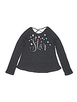 Kandy-Kiss Long Sleeve T-Shirt Size L (Youth)