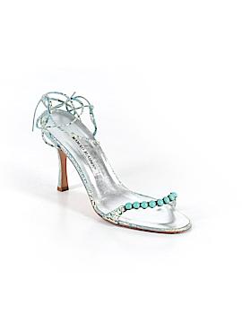 Manolo Blahnik Sandals Size 38.5 (EU)