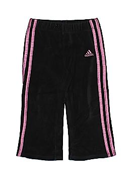 Adidas Velour Pants Size 3T