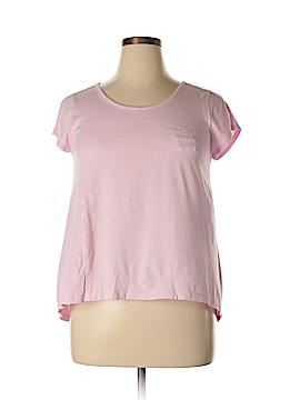 Hue Short Sleeve T-Shirt Size L