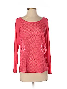 Bobeau Long Sleeve Blouse Size XS