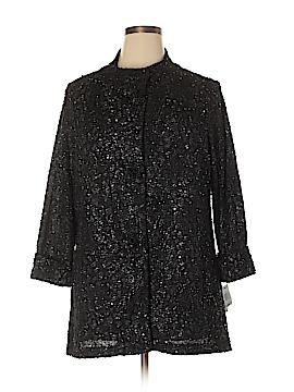 JM Collection Jacket Size 1X (Plus)