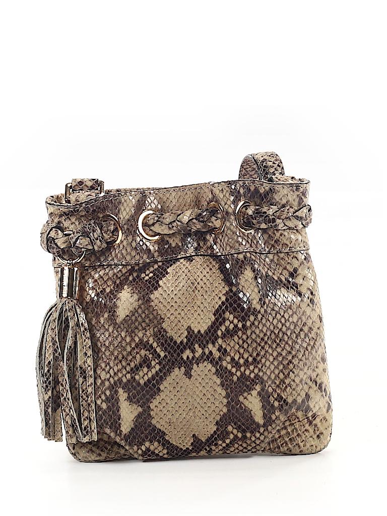 2107424a9972 MICHAEL Michael Kors Animal Print Tan Crossbody Bag One Size - 82 ...