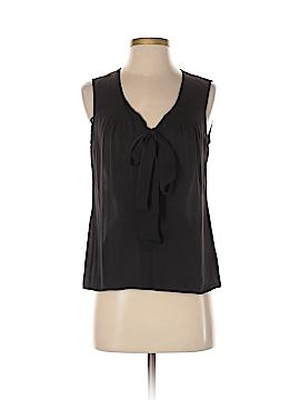 MICHAEL Michael Kors Sleeveless Silk Top Size S