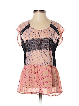 Maeve Short Sleeve Blouse Size XXS