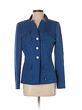 Anne Klein Silk Blazer Size 4