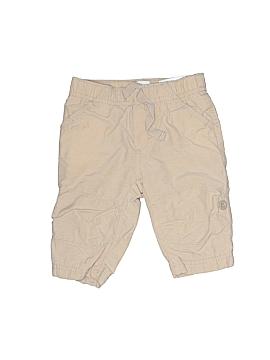 Old Navy Khaki Shorts Size 3-6 mo