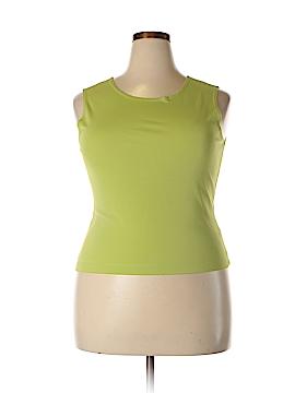 Casual Corner Annex Sleeveless T-Shirt Size XL