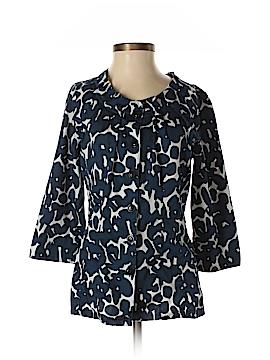 Classiques Entier 3/4 Sleeve Button-Down Shirt Size XS