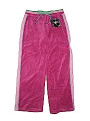 Bobby Jack Girls Velour Pants Size L (Youth)