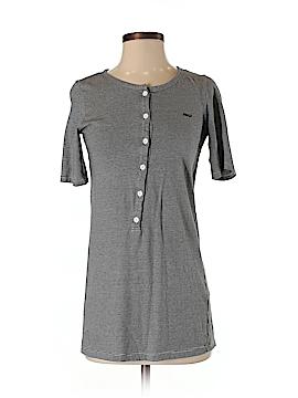RVCA Short Sleeve Henley Size XS
