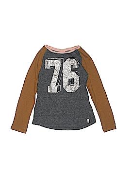 Scotch R'Belle Long Sleeve T-Shirt Size 6