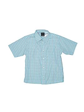 Van Heusen Short Sleeve Button-Down Shirt Size 5T