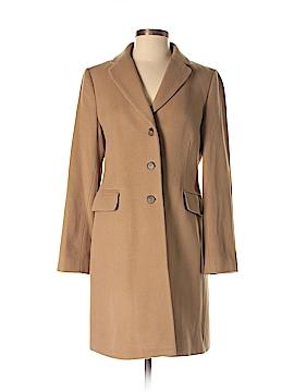 Banana Republic Wool Coat Size M (Petite)