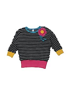 Love U Lots Pullover Sweater Size 2T