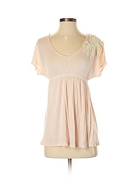 Lush Short Sleeve Top Size XS