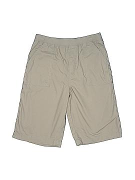 Faded Glory Khaki Shorts Size 14 - 16