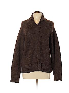 Eddie Bauer Wool Cardigan Size XL