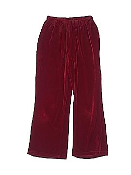 Cachcach Velour Pants Size 4T