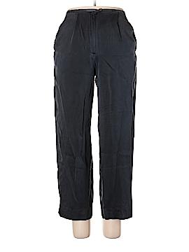 Casual Corner Silk Pants Size 14