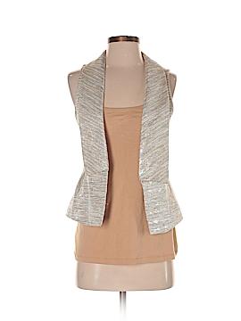 Whitney Eve Tuxedo Vest Size 0