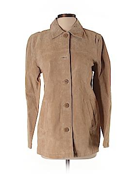 Moda International Faux Leather Jacket Size XS