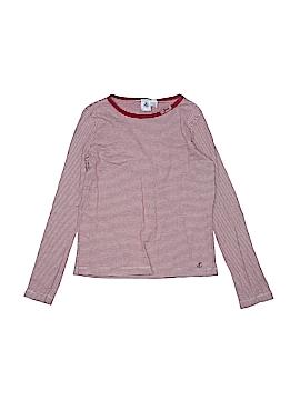 Petit Bateau Long Sleeve T-Shirt Size 135 (CM)