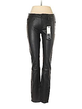 DL1961 Leather Pants 27 Waist