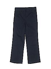 IZOD Girls Khakis Size 4 (Slim)