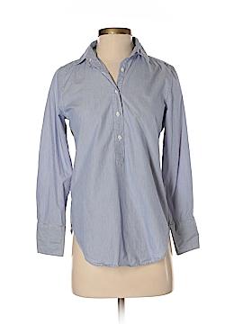 J. Crew Long Sleeve Button-Down Shirt Size 2 (Petite)