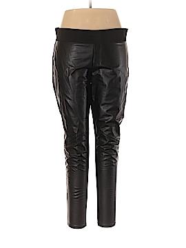 Rock & Republic Faux Leather Pants Size XL