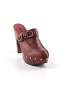 Ralph Lauren Collection Mule/Clog Size 8 1/2