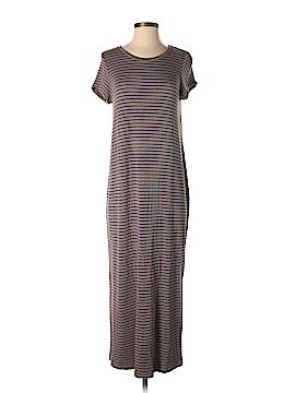 Fleur Wood Casual Dress Size S