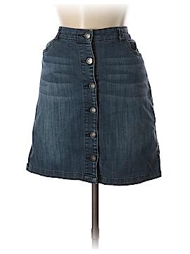 Daisy Fuentes Silk Skirt Size 8