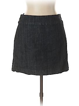 J. Crew Factory Store Denim Skirt Size 6