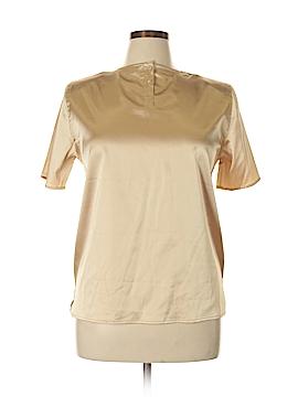 Preston & York Short Sleeve Blouse Size 14