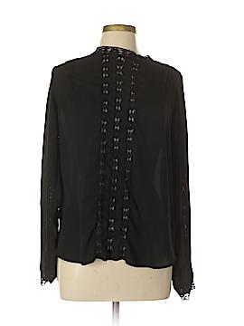 Kardashian Kollection Long Sleeve Blouse Size L