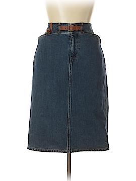 Lauren Jeans Co. Denim Skirt Size 10