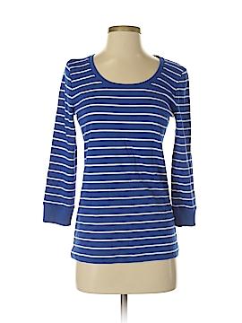 Jones New York Signature 3/4 Sleeve T-Shirt Size S